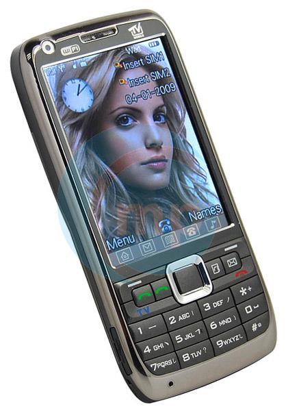 Nokia w006 e71 wifi